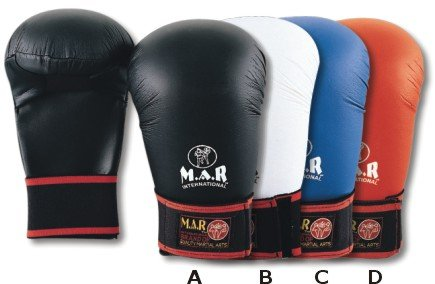MAR Karate Gloves (Synthetic Leather CS