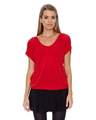Miles Barcelona Camiseta PopSoda Rojo
