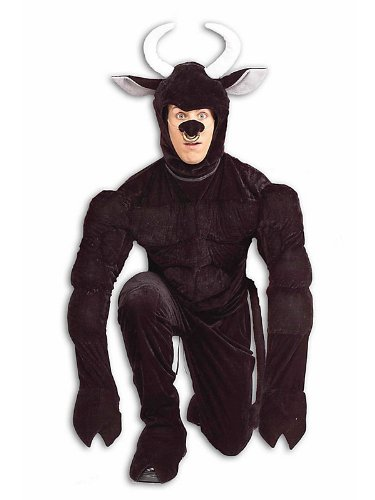 Men's Terri Bull Torro Costume