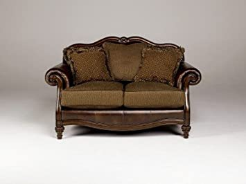 Antique Loveseat by Ashley Furniture