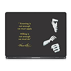 Bigzoo Laptop Skin Laptop Decals for 15.6 Laptop (Dell, Sony, HP, Samsun, Vaio, Acer, Toshiba, Lenovo, Asus)