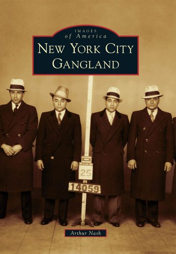 New York City Gangland (Images of America)