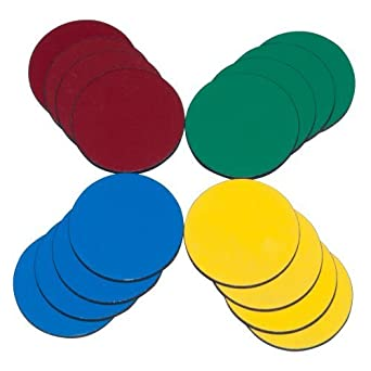 pulgada de diámetro flexibles Imanes en colores surtidos (AFG-20000