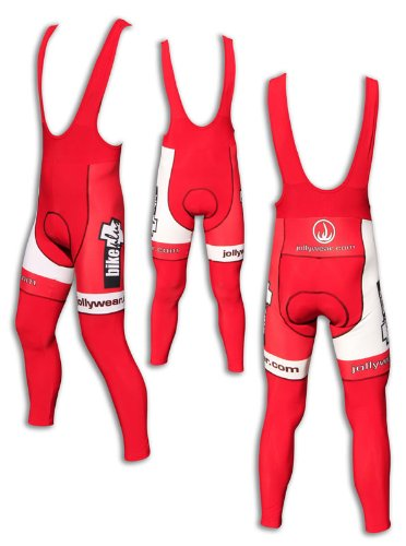 Image of JOLLYWEAR Cycling Thermal Bib Tights (