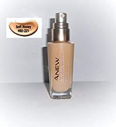 Anew Age-transforming Foundation SPF 15 Soft Honey By Avon