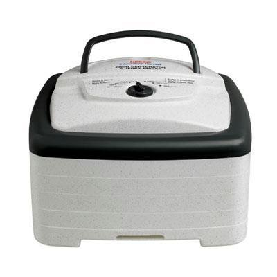 Nesco American Harvest Square-Shaped Food and Jerky Dehydrator - Model# FD-80 from Nesco American Harvest