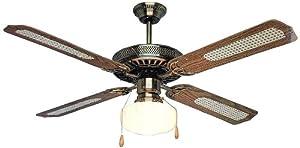 Valor ventilador de techo - Ventiladores de techo baratos ...
