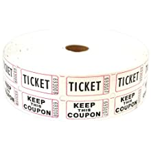PM Company  Deposit One and Keep One Ticket Roll (59005)