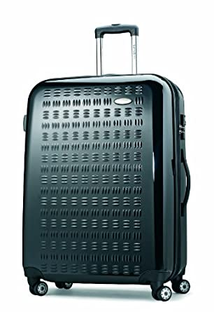 Samsonite Luggage Gravtec 24 Inch Spinner, Black,