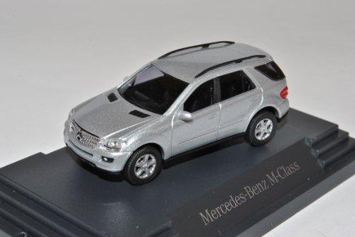 Mercedes-Benz M-Klasse Silber 2005-2011 W164 H0 1/87 Herpa Modell Auto