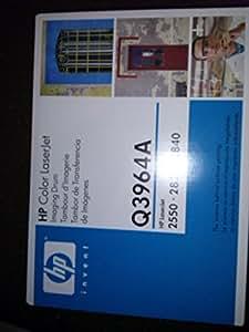 HP Brand Color Laserjet 2550 Imaging Drum Unit - Q3964A