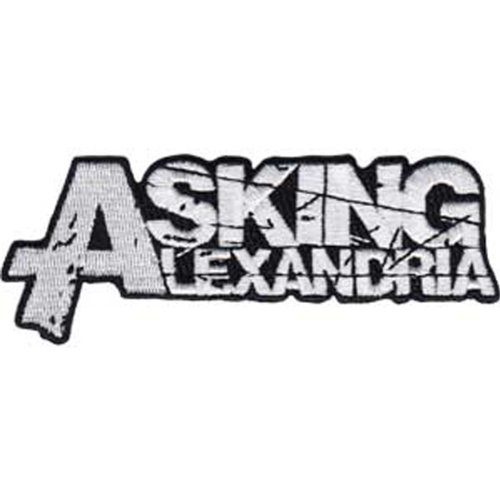 Application Asking Alexandria Logo Patch