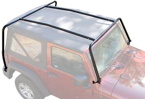 Kargo Master 5035-1 Congo Cage Rack Mount And Accessories For Jeep Wrangler Jk 4-Door