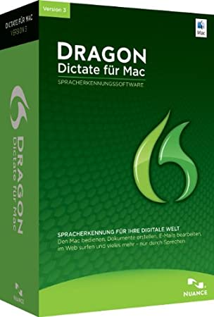 Dragon Dictate 3 für Mac, Upgrade