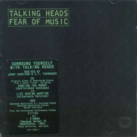 Talking Heads - Fear of Music [CD + DVDA] - Zortam Music