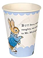 Meri Meri Peter Rabbit Party Cups, 12-Pack by Meri Meri
