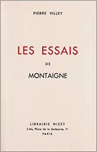montaigne essays critique The essays: a selection (penguin classics) [michel de montaigne, m a screech ] on amazoncom free shipping  other customers write a customer review.