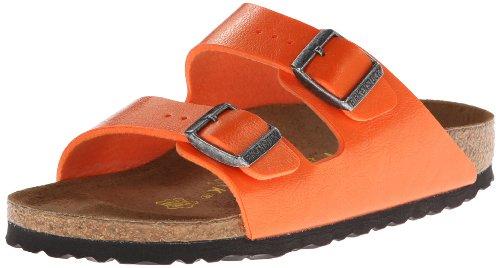 Birkenstock Women'S Arizona Sandal,Flame Orange,36 Eu/5-5.5 M Us front-790686