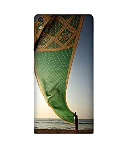 Saree Flying Huawei Ascend P6 Case