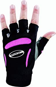 Bionic Women's Fitness Gloves, Pink, X-Large