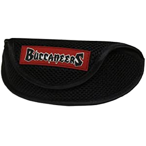 NFL Tampa Bay Buccaneers Soft Sport Glasses Case by Siskiyou Sports
