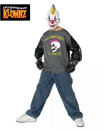 Neighborhood Klownz Spike Kids Costume