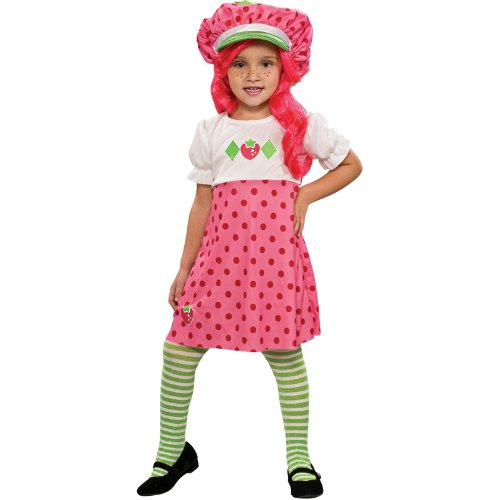 Strawberry Shortcake Toddler Costume 2-4