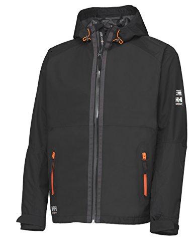 Helly Hansen Workwear, Giacca a vento da lavoro Brussels, Nero (schwarz) - 34-071040-990, Taglia M