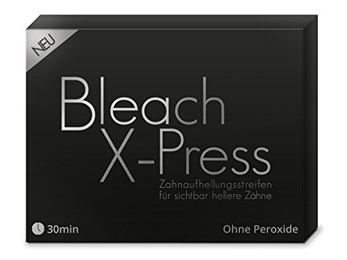 Bleach X-Press - Whitening Strip thumbnail