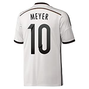 Adidas Meyer #10 Germany Home Jersey World Cup 2014 (XL)
