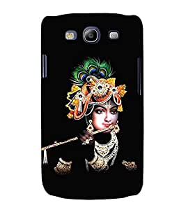 printtech Lord God Krishna Back Case Cover for Samsung Galaxy S3 Neo / Samsung Galaxy S3 Neo i9300i