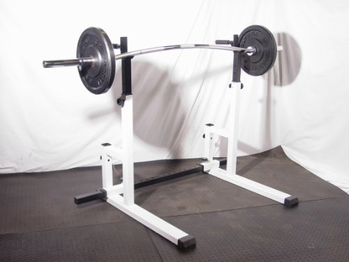 Olympic Grey 300lb Set W Free Squat Rack Dip Rack Safety