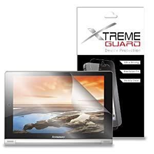 XtremeGuardTM Screen Protector for Lenovo Yoga Tablet 8 60043 (Ultra Clear) at Electronic-Readers.com
