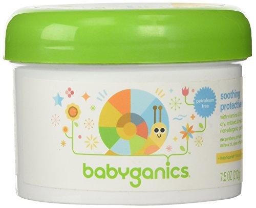 BabyGanics Protective Ointment Non-Petroleum - 7.5 0z - 1