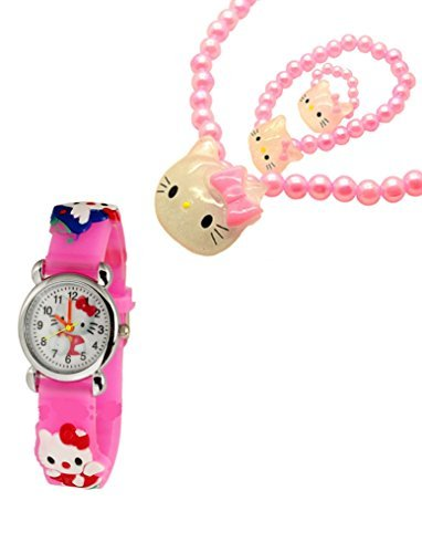 Hello Kitty 3-piece Accessory Set H.K. 1 - 1