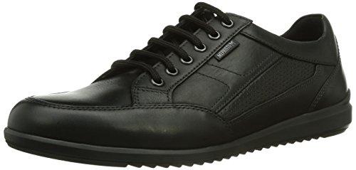Mephisto - NICOLAS OLDBRUSH 11900 BLACK, Sneakers da uomo, Nero (OLDBRUSH 11900), 42,5 (8.5 uk)