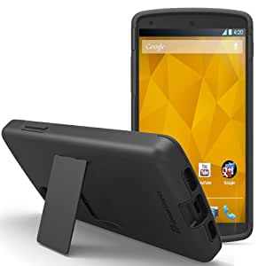 GreatShield Legacy Series Ultra Slim Fit Dual Layer Hybrid Case with Kickstand & Screen Protector for Google Nexus...