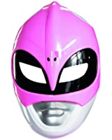 Disguise Sabans Mighty Morphin Power Rangers Pink Ranger Vacuform Mask Costume