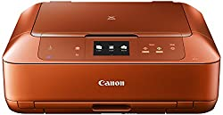 Canon PIXMA MG7550 All-in-One Wi-Fi Printer - Burnt Orange
