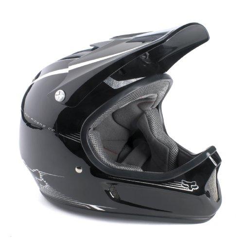 Buy Low Price FOX Rampage DH Helmet (20006-424-XL)