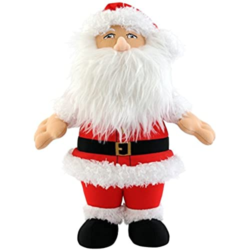 Bleacher Creatures Santa Clause Plush Figure, 10' [병행수입품]