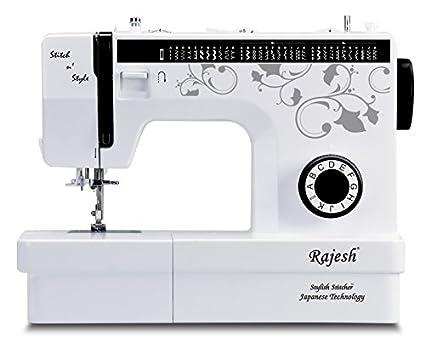 Rajesh Stitch N Style Sewing Machine