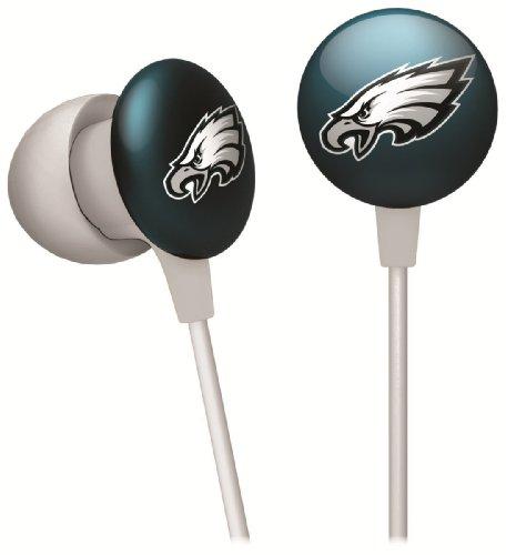 Nfl Philadelphia Eagles Ihip Black Box Ear Buds Premium Headphones Licensed!