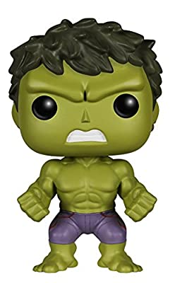 Funko Marvel: Avengers Age of Ultron - Hulk Pop! Vinyl Figure