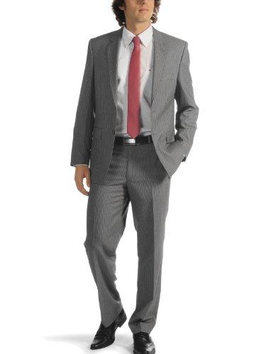 Mishumo Suit (UK: 38 tall / EU: 94, grey)
