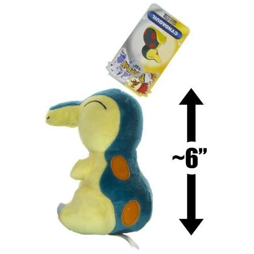 Mini-Plush - Jakks Pacific Pokemon Johto Edition Plush Series