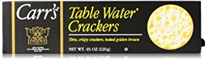 Carr's Table Water Crackers, 4.25 Oz