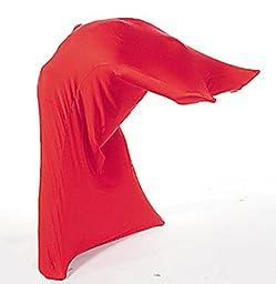 Large Red Body Sock Shape Changer Sensory Integration Autism Silly Sack OT/PT Sox