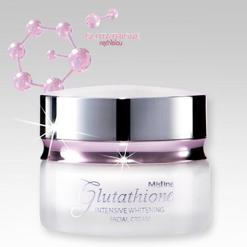 Best Mistine Whitening Cream Glutathione Intensive Whitening, Lightening Face Cream 30 G. : 1 Pack (Elure Advanced Lightening Lotion compare prices)