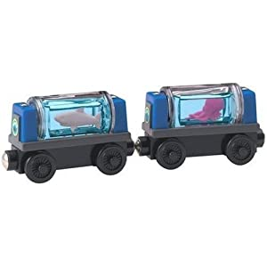 thomas and friends wooden railway light up. Black Bedroom Furniture Sets. Home Design Ideas